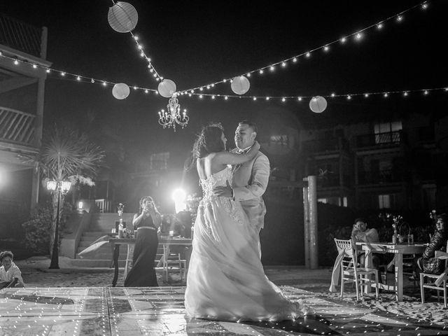 La boda de Gustavo y Ariadna en Cozumel, Quintana Roo 78