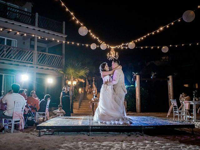 La boda de Gustavo y Ariadna en Cozumel, Quintana Roo 79