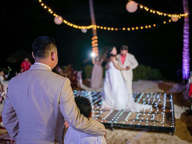 La boda de Gustavo y Ariadna en Cozumel, Quintana Roo 81