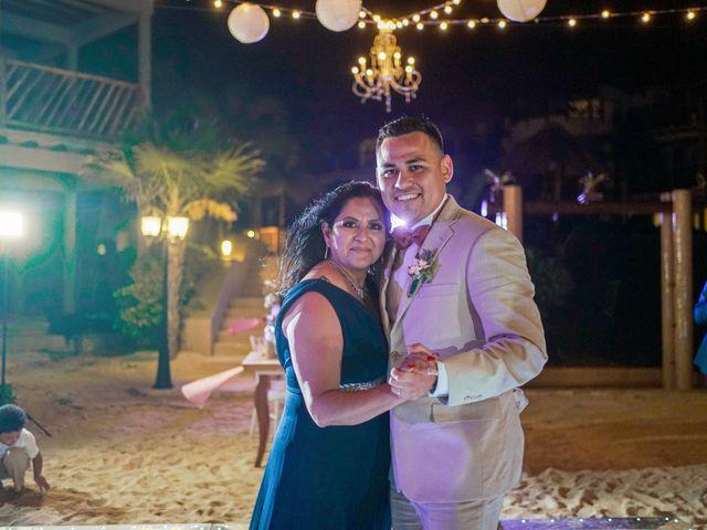 La boda de Gustavo y Ariadna en Cozumel, Quintana Roo 84