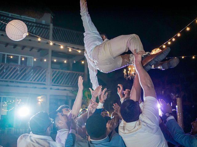 La boda de Gustavo y Ariadna en Cozumel, Quintana Roo 93