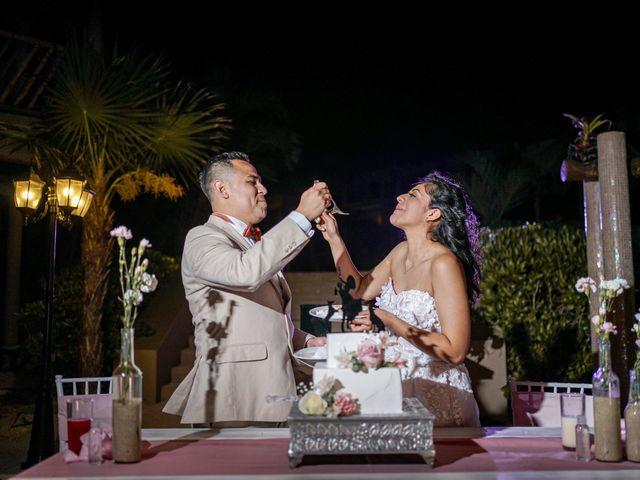La boda de Gustavo y Ariadna en Cozumel, Quintana Roo 94
