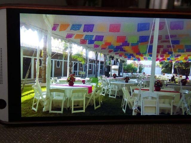 La boda de Jesús y Carolina en Tlaquepaque, Jalisco 2