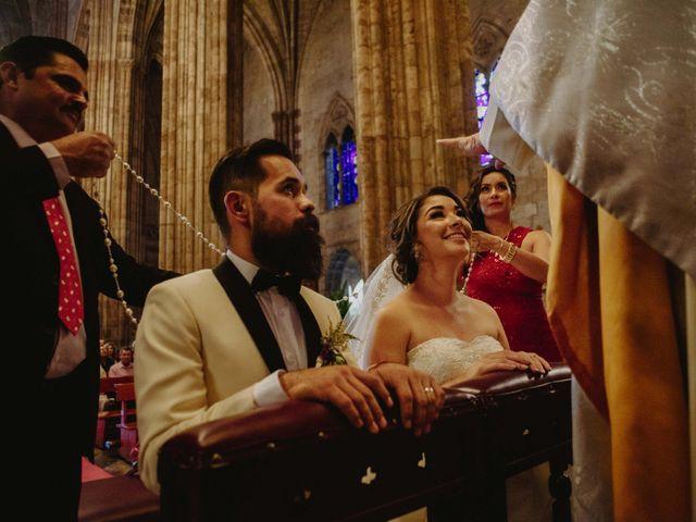 La boda de Carlos y Gaby en Guadalajara, Jalisco 16