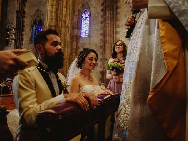 La boda de Carlos y Gaby en Guadalajara, Jalisco 17