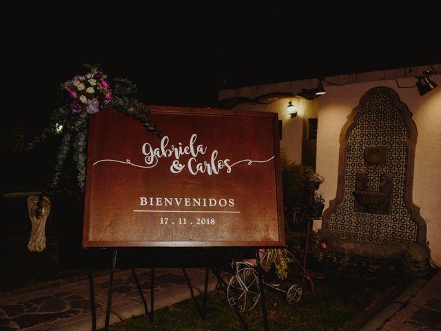 La boda de Carlos y Gaby en Guadalajara, Jalisco 18