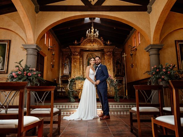 La boda de Badía y Fernando