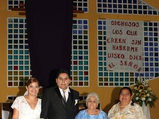 La boda de Ana Laura  y Julio Alberto  1