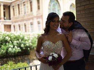 La boda de Jessica  y Yonatan
