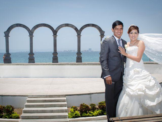 La boda de Sylvia y Victor