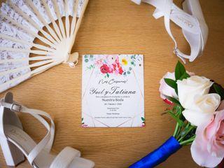 La boda de Tatiana y Yahel 2