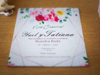 La boda de Tatiana y Yahel 3