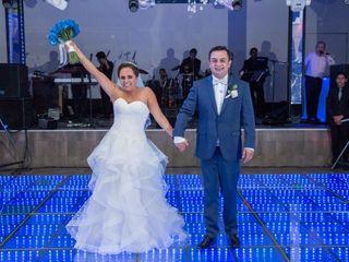La boda de Cris y Rodrigo