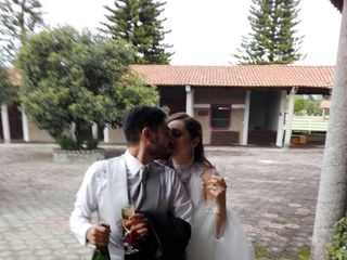La boda de Jessica y Rodrigo 1