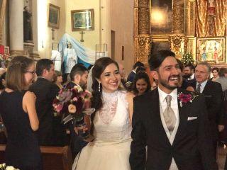 La boda de Jessica y Rodrigo 2