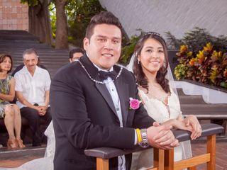 La boda de Ana Carolina y Luis René