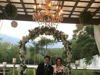 La boda de Pamela y Diego  2