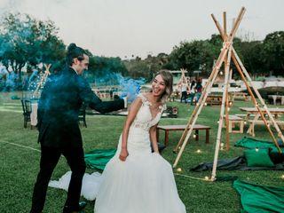 La boda de Claudia y Arturo 2