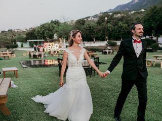 La boda de Claudia y Arturo 3
