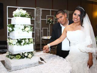 La boda de Tere y Raúl