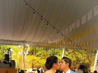 La boda de Zayra y Luis  2