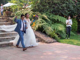 La boda de Zayra y Luis