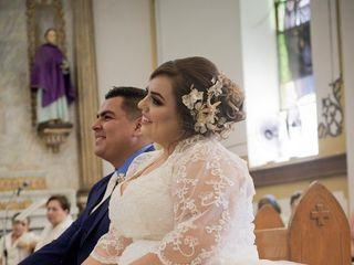 La boda de Sidumy  y Miguel Angel  1