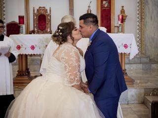 La boda de Sidumy  y Miguel Angel