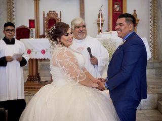 La boda de Sidumy  y Miguel Angel  3