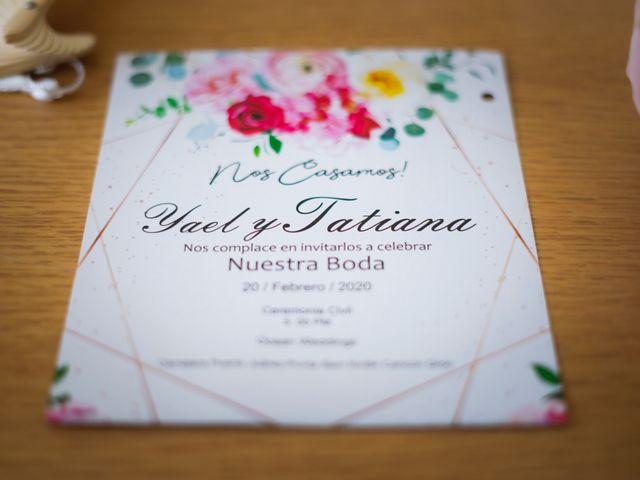 La boda de Yahel y Tatiana en Cancún, Quintana Roo 5