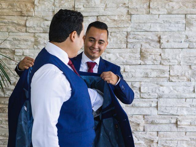 La boda de Yahel y Tatiana en Cancún, Quintana Roo 31
