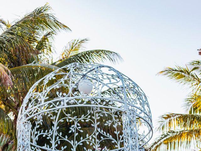 La boda de Yahel y Tatiana en Cancún, Quintana Roo 37