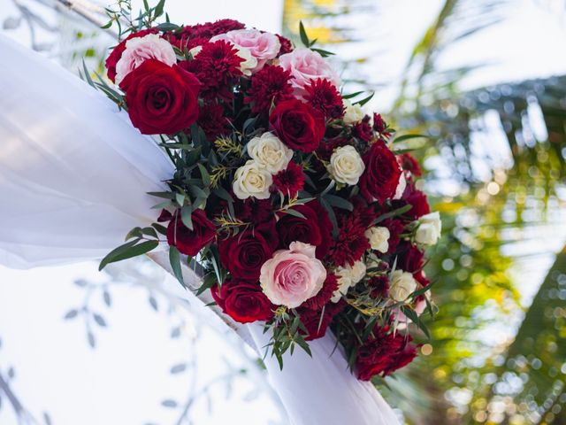 La boda de Yahel y Tatiana en Cancún, Quintana Roo 43