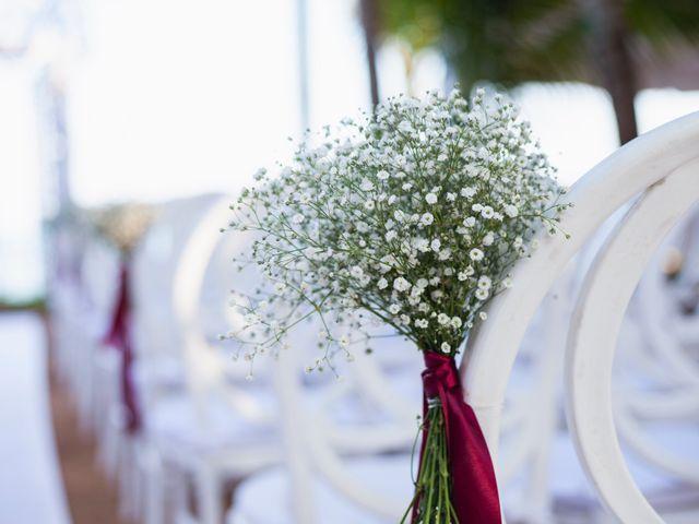 La boda de Yahel y Tatiana en Cancún, Quintana Roo 44