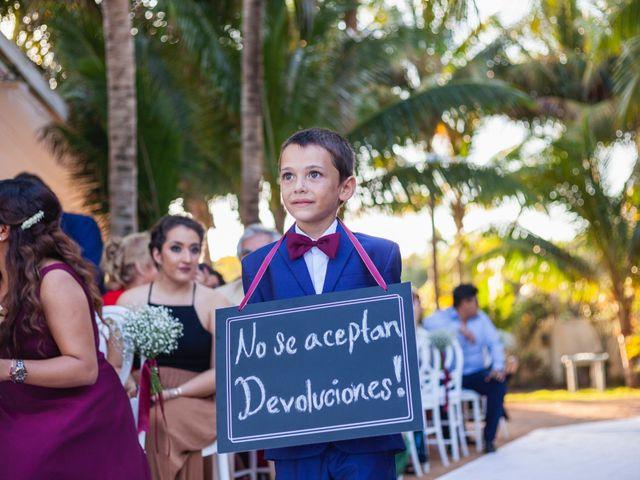 La boda de Yahel y Tatiana en Cancún, Quintana Roo 46