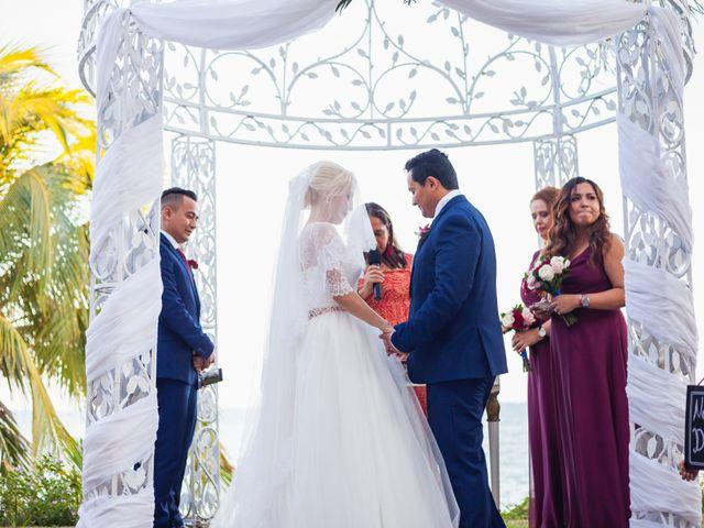 La boda de Yahel y Tatiana en Cancún, Quintana Roo 49