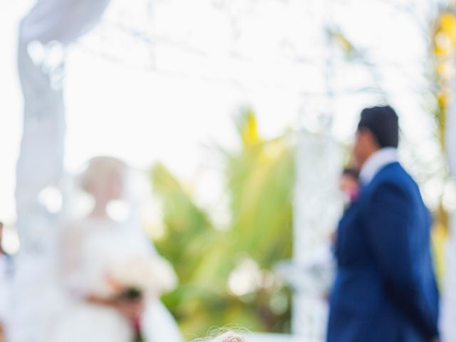 La boda de Yahel y Tatiana en Cancún, Quintana Roo 54