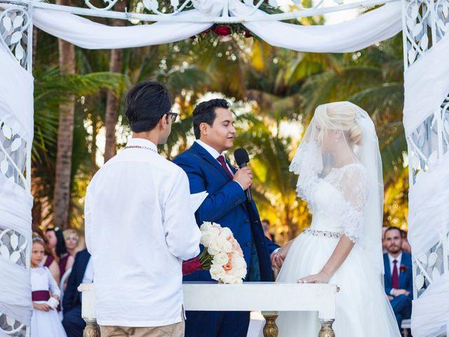 La boda de Yahel y Tatiana en Cancún, Quintana Roo 57