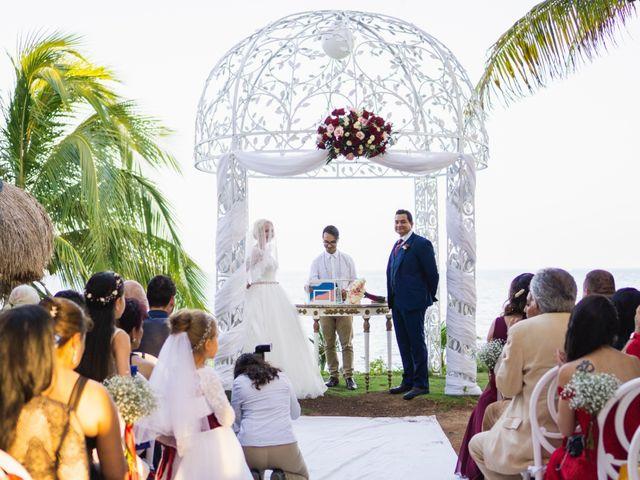 La boda de Yahel y Tatiana en Cancún, Quintana Roo 59