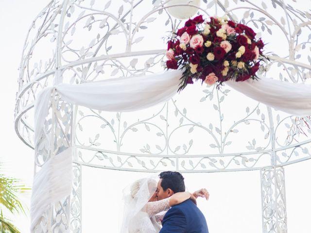 La boda de Yahel y Tatiana en Cancún, Quintana Roo 61