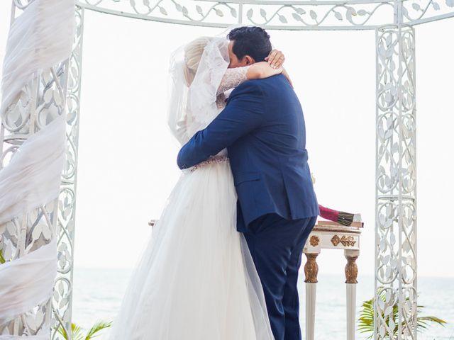 La boda de Yahel y Tatiana en Cancún, Quintana Roo 62