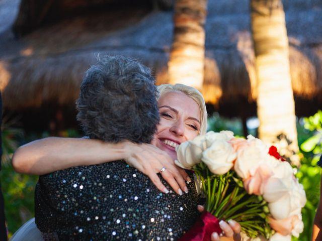 La boda de Yahel y Tatiana en Cancún, Quintana Roo 65