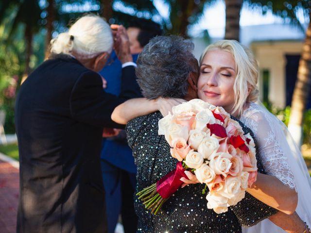 La boda de Yahel y Tatiana en Cancún, Quintana Roo 66