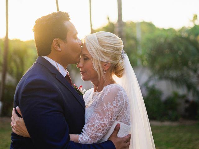 La boda de Yahel y Tatiana en Cancún, Quintana Roo 69
