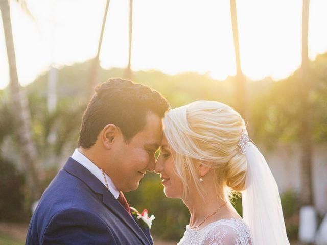 La boda de Yahel y Tatiana en Cancún, Quintana Roo 1