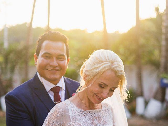 La boda de Yahel y Tatiana en Cancún, Quintana Roo 70