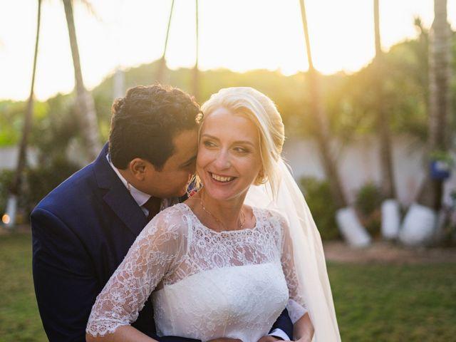 La boda de Yahel y Tatiana en Cancún, Quintana Roo 71