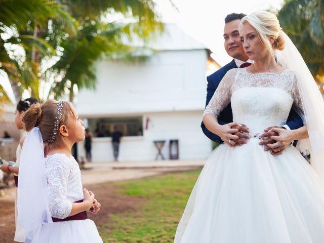 La boda de Yahel y Tatiana en Cancún, Quintana Roo 72