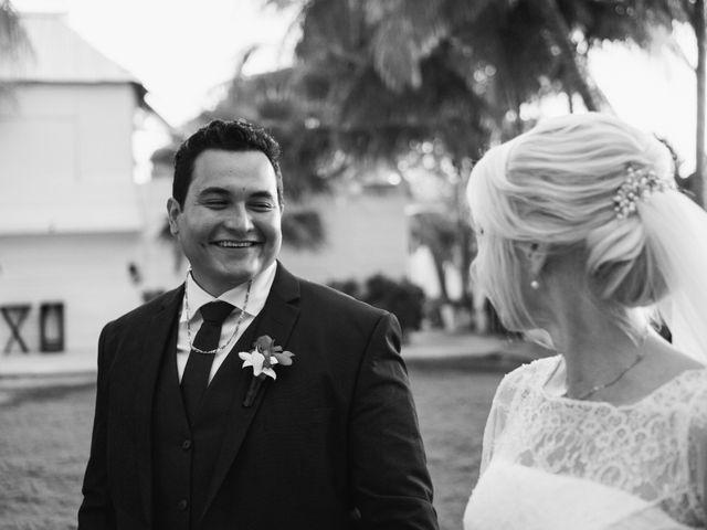 La boda de Yahel y Tatiana en Cancún, Quintana Roo 74