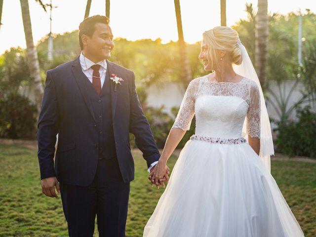 La boda de Tatiana y Yahel